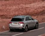 2020 Mercedes-Benz GLE 300d (UK-Spec) Rear Three-Quarter Wallpapers 150x120 (16)