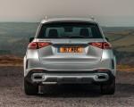 2020 Mercedes-Benz GLE 300d (UK-Spec) Rear Wallpapers 150x120 (31)
