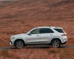 2020 Mercedes-Benz GLE 300d (UK-Spec) Side Wallpapers 150x120 (21)