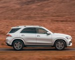 2020 Mercedes-Benz GLE 300d (UK-Spec) Side Wallpapers 150x120 (22)