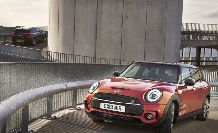 2020 Mini Clubman Wallpapers