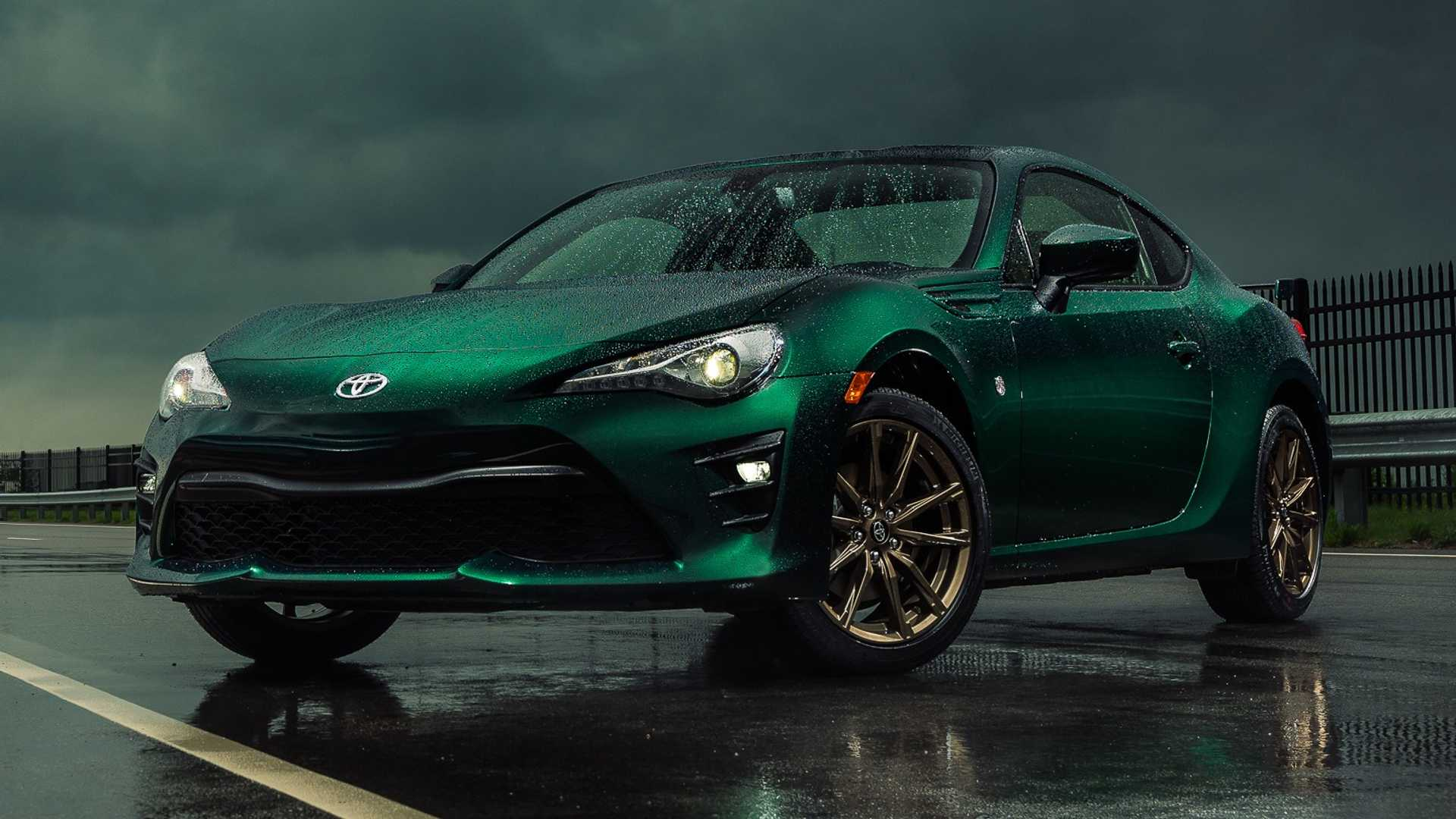 2020 Toyota 86 Hakone Edition Front Three-Quarter Wallpapers (2)