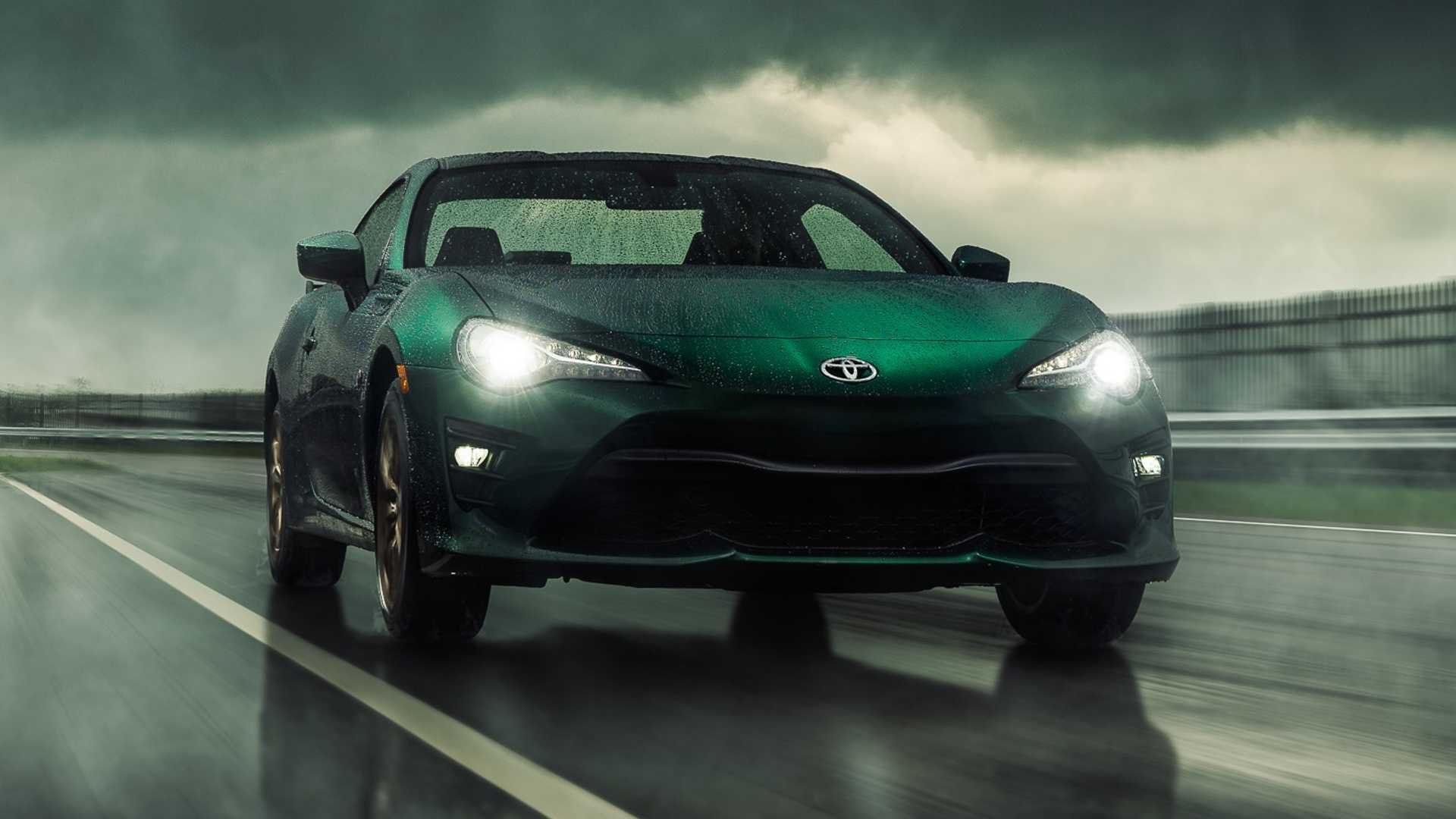 2020 Toyota 86 Hakone Edition Front Wallpapers (1)