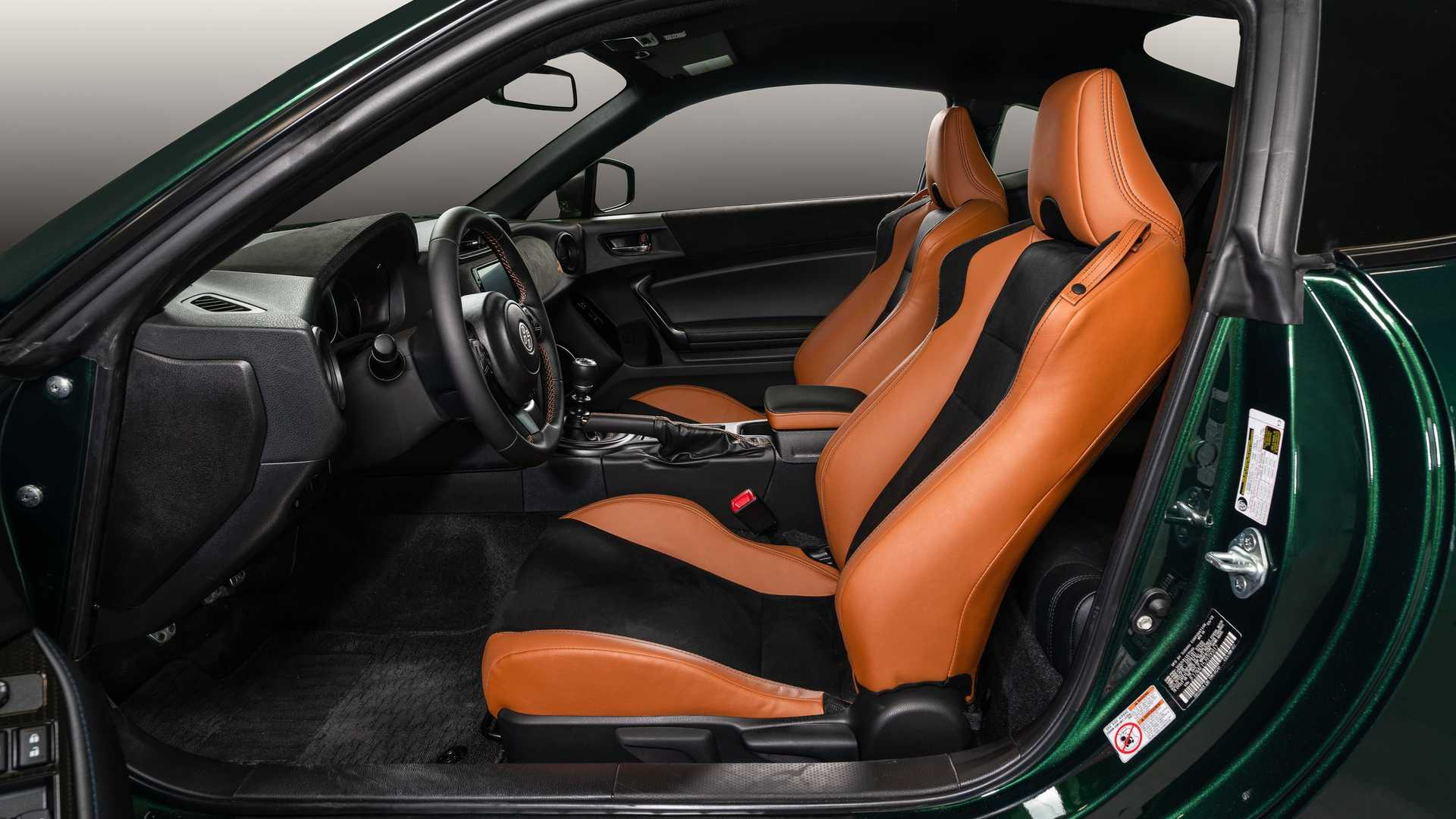 2020 Toyota 86 Hakone Edition Interior Front Seats Wallpapers (10)