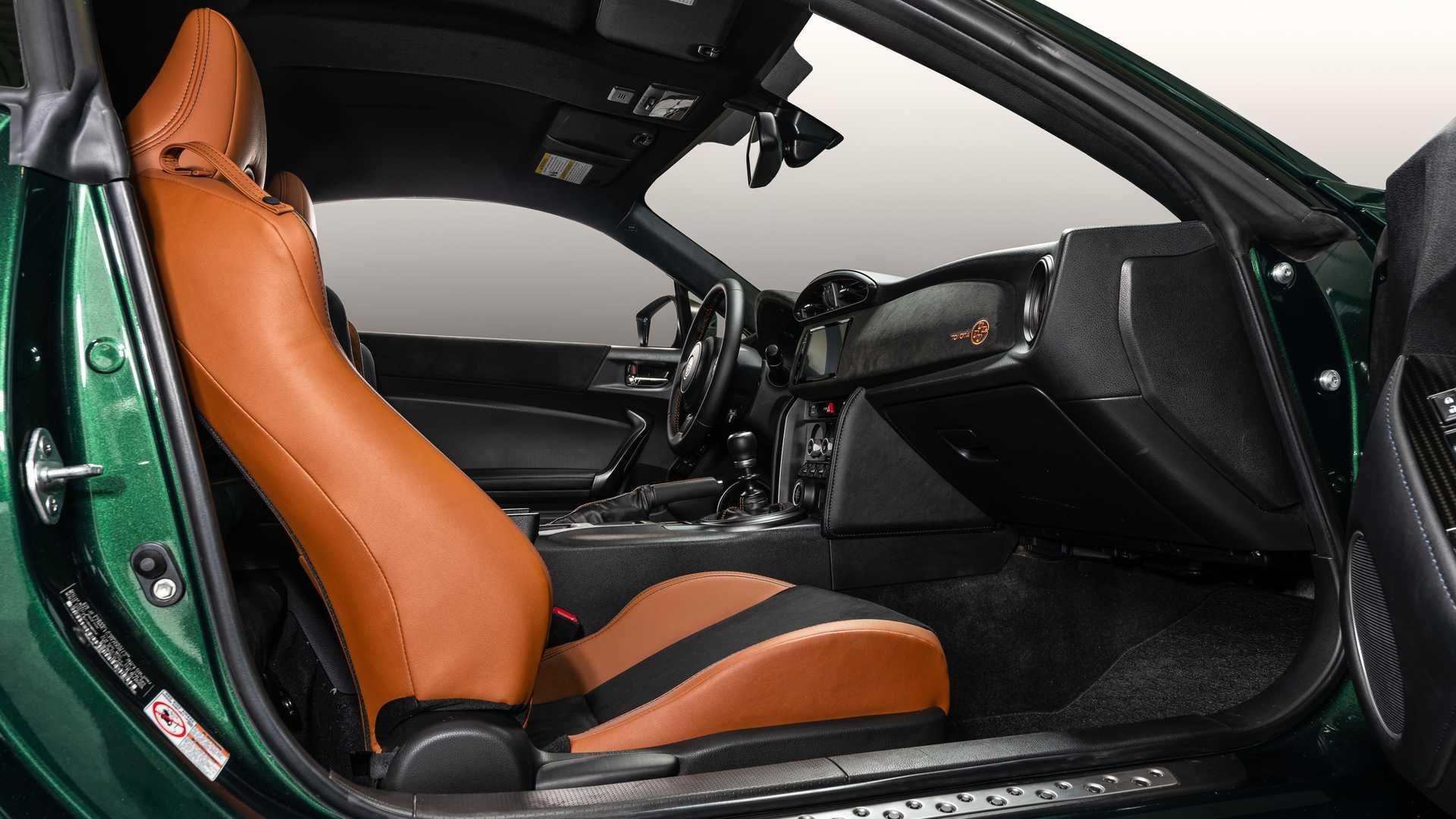 2020 Toyota 86 Hakone Edition Interior Seats Wallpapers (9)