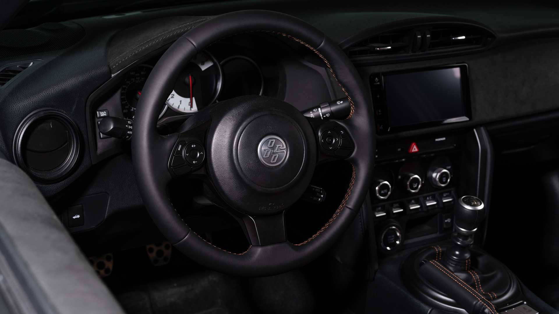 2020 Toyota 86 Hakone Edition Interior Steering Wheel Wallpapers (8)