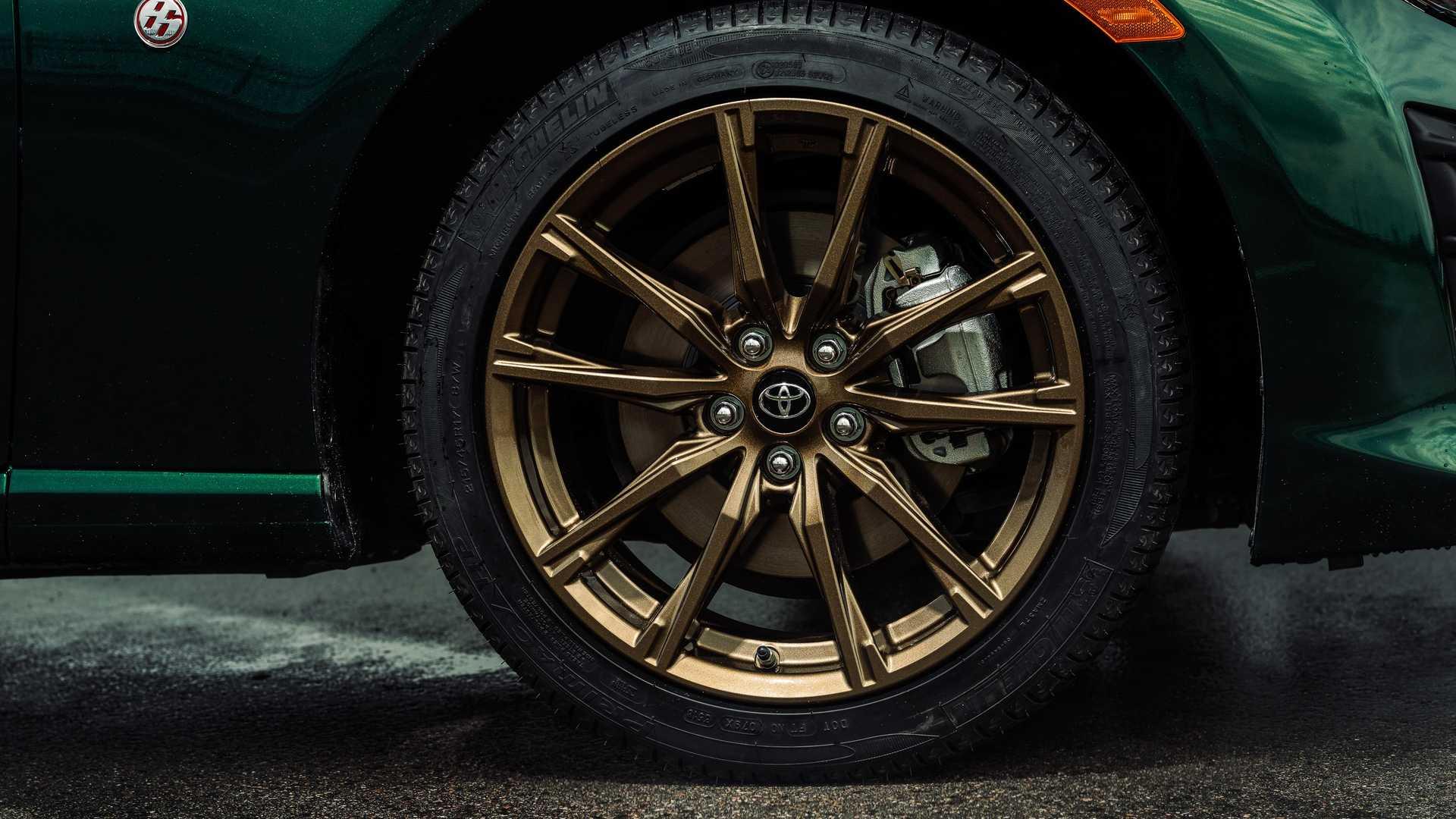 2020 Toyota 86 Hakone Edition Wheel Wallpapers (6)