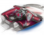 2018 Pagani Huayra Roadster Design Sketch Wallpapers 150x120 (21)