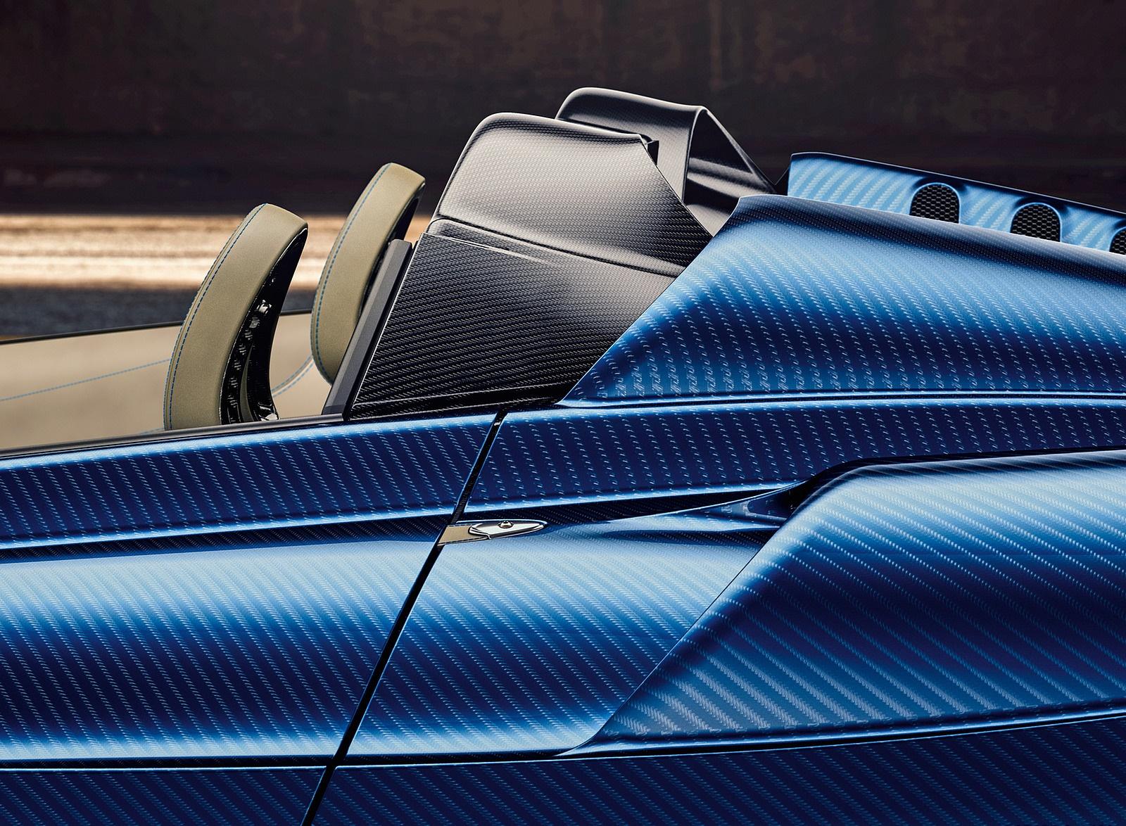 2018 Pagani Huayra Roadster Detail Wallpapers (7)