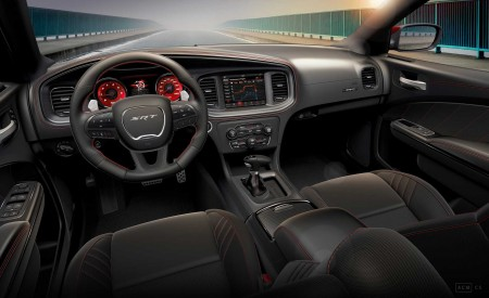 2019 Dodge Charger SRT Hellcat Octane Edition Interior Wallpapers 450x275 (5)