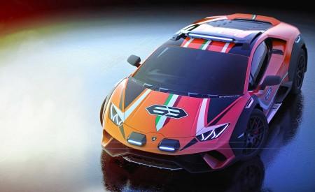 2019 Lamborghini Huracán Sterrato Concept Front Wallpapers 450x275 (4)
