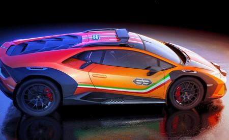 2019 Lamborghini Huracán Sterrato Concept Side Wallpapers 450x275 (7)