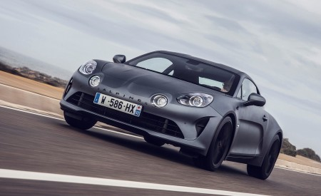 2020 Alpine A110S Wallpapers & HD Images