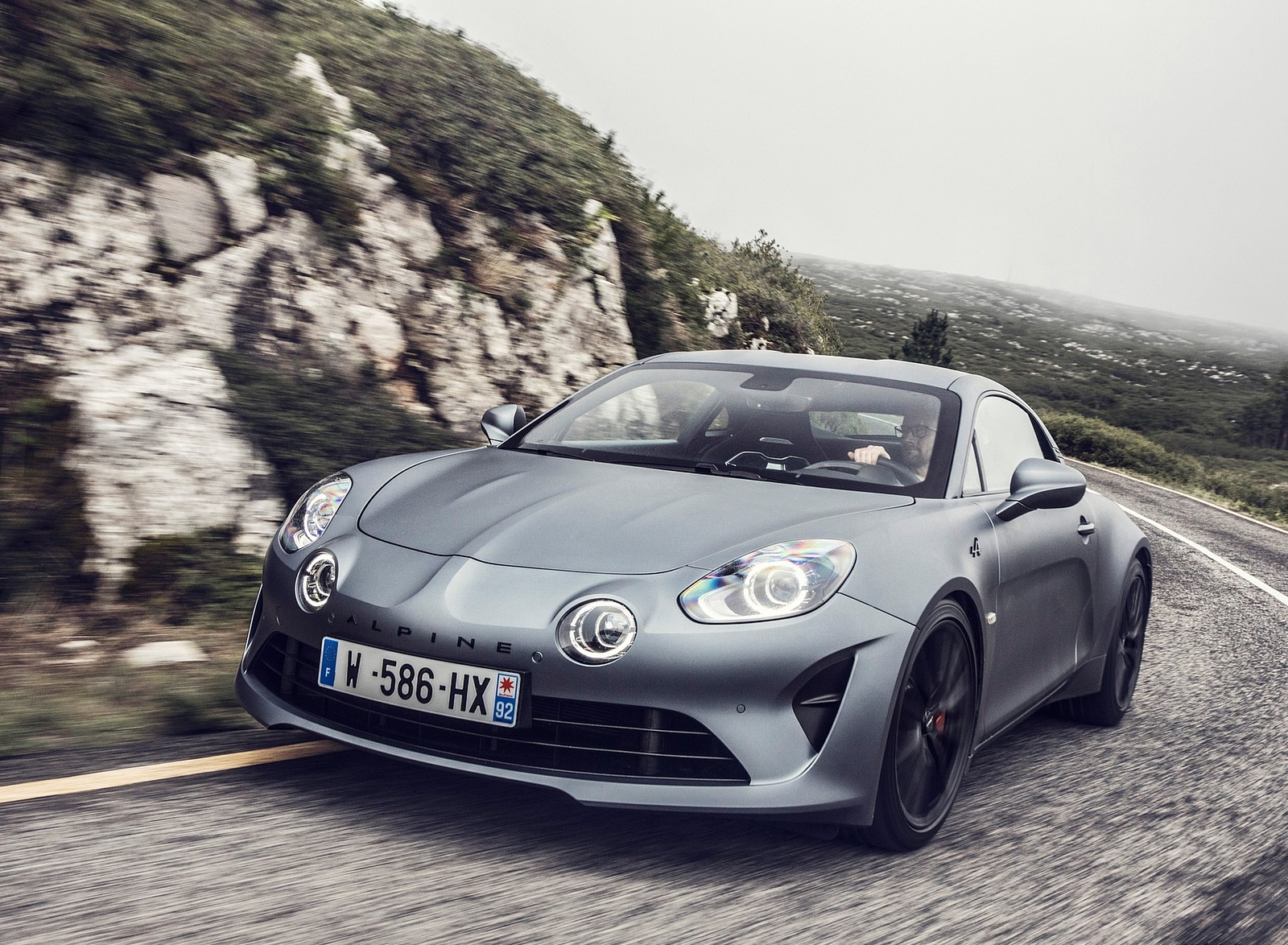 2020 Alpine A110S Front Three-Quarter Wallpapers (2)