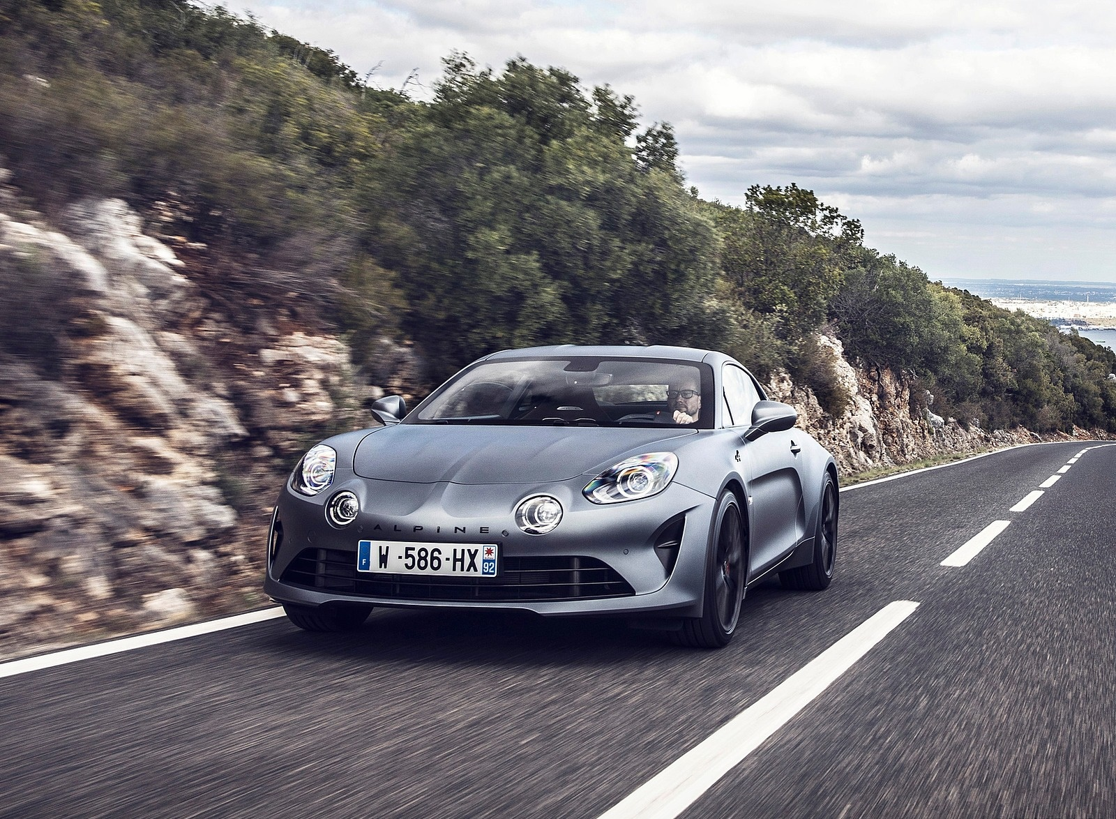 2020 Alpine A110S Front Three-Quarter Wallpapers (3)