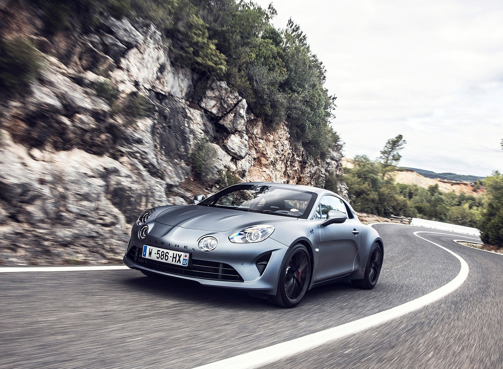 2020 Alpine A110S Front Three-Quarter Wallpapers (7)