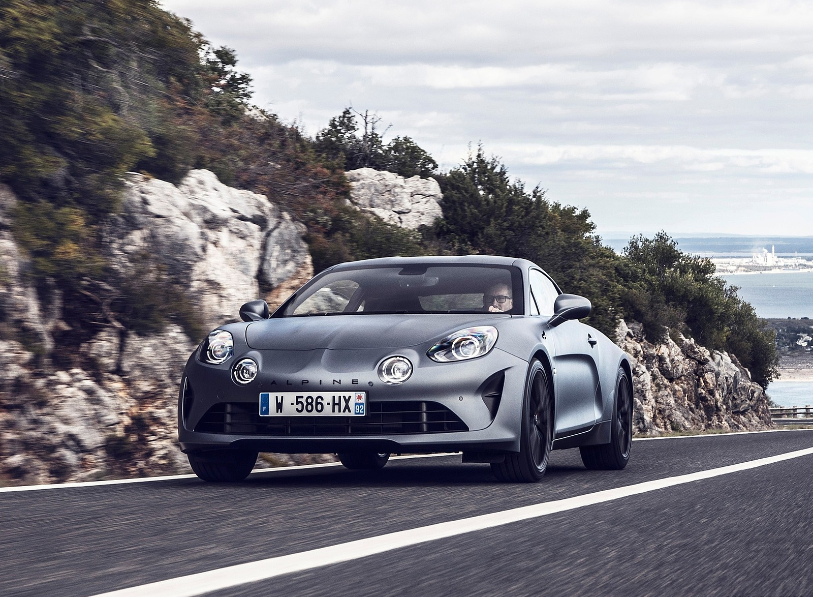 2020 Alpine A110S Front Wallpapers (9)