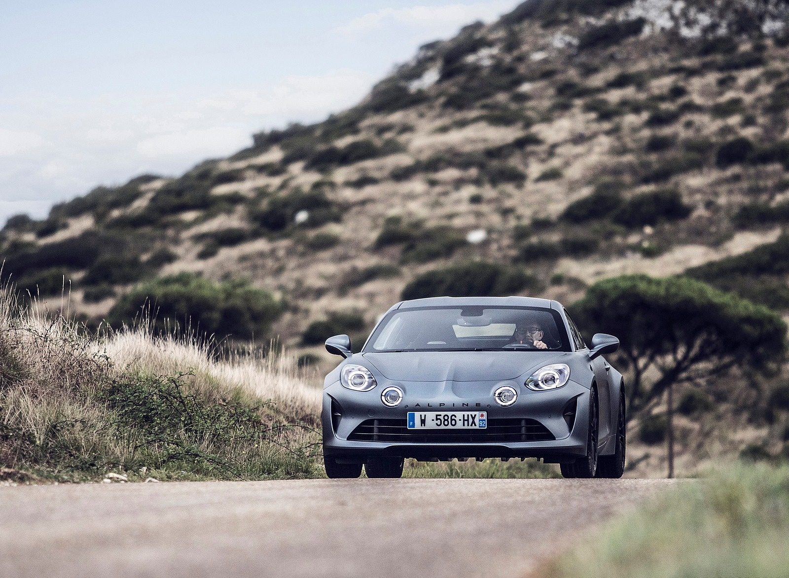 2020 Alpine A110S Front Wallpapers (10)