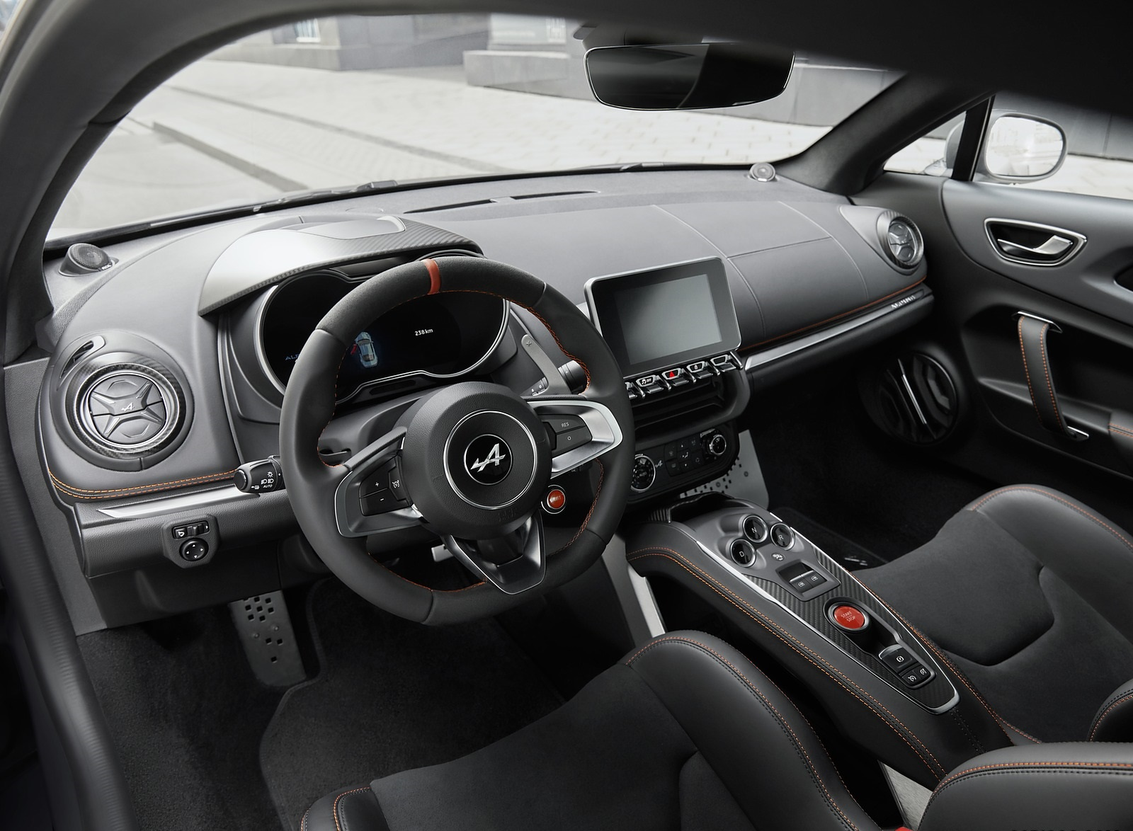 2020 Alpine A110S Interior Wallpapers (10)