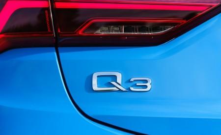 2020 Audi Q3 Sportback 45 TFSI quattro (UK-Spec) Badge Wallpapers 450x275 (71)