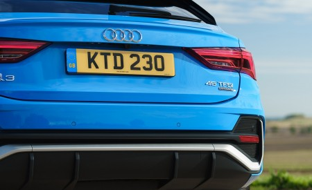 2020 Audi Q3 Sportback 45 TFSI quattro (UK-Spec) Detail Wallpapers 450x275 (73)