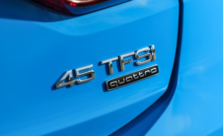 2020 Audi Q3 Sportback 45 TFSI quattro (UK-Spec) Detail Wallpapers 450x275 (74)