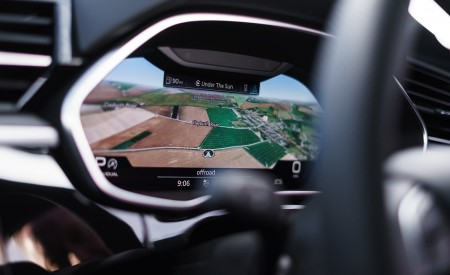2020 Audi Q3 Sportback 45 TFSI quattro (UK-Spec) Digital Instrument Cluster Wallpapers 450x275 (90)