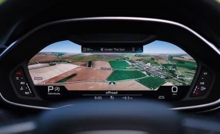2020 Audi Q3 Sportback 45 TFSI quattro (UK-Spec) Digital Instrument Cluster Wallpapers 450x275 (89)