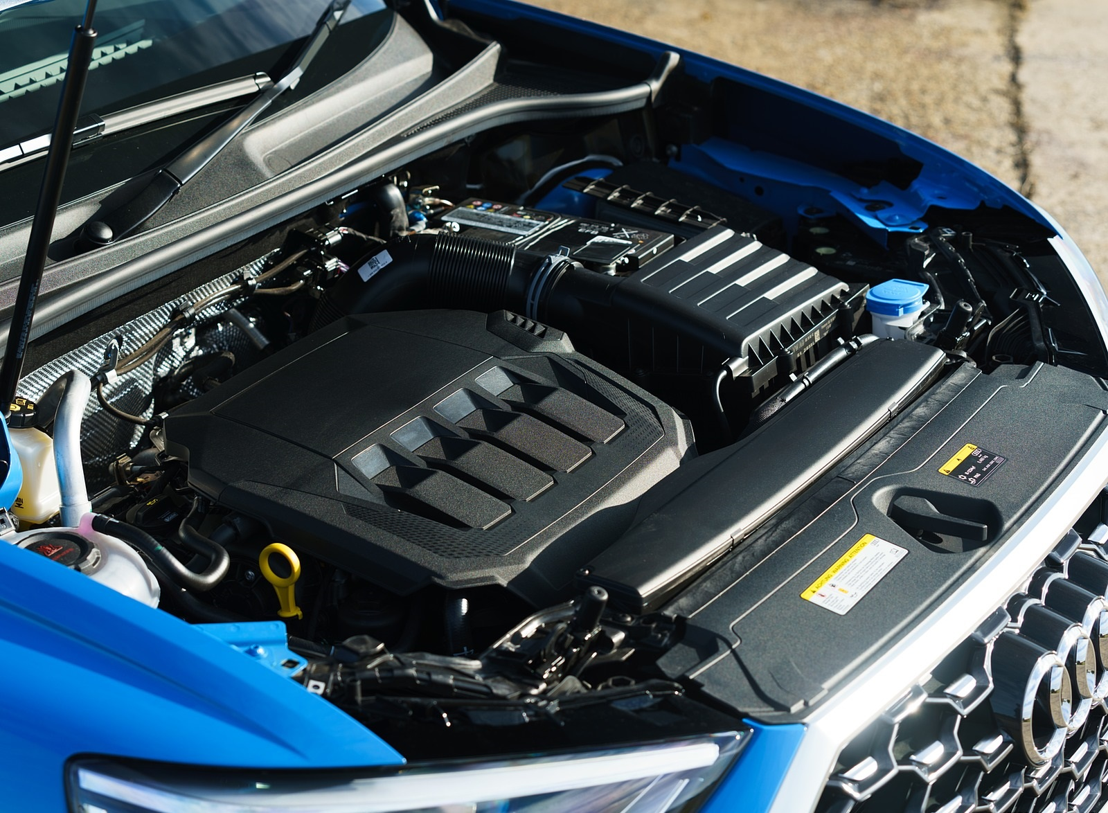2020 Audi Q3 Sportback 45 Tfsi Quattro Uk Spec Engine Wallpapers 78 Newcarcars