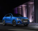 2020 Audi Q3 Sportback 45 TFSI quattro (UK-Spec) Front Three-Quarter Wallpapers 150x120 (49)