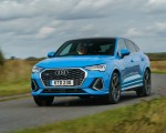 2020 Audi Q3 Sportback 45 TFSI quattro (UK-Spec) Front Three-Quarter Wallpapers 150x120 (23)