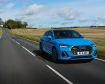 2020 Audi Q3 Sportback 45 TFSI quattro (UK-Spec) Front Three-Quarter Wallpapers 150x120 (2)