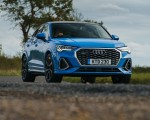2020 Audi Q3 Sportback 45 TFSI quattro (UK-Spec) Front Three-Quarter Wallpapers 150x120 (48)