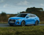 2020 Audi Q3 Sportback 45 TFSI quattro (UK-Spec) Front Three-Quarter Wallpapers 150x120 (36)