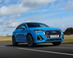2020 Audi Q3 Sportback 45 TFSI quattro (UK-Spec) Front Three-Quarter Wallpapers 150x120 (1)