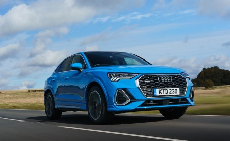 2020 Audi Q3 Sportback Wallpapers HD