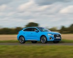 2020 Audi Q3 Sportback 45 TFSI quattro (UK-Spec) Front Three-Quarter Wallpapers 150x120 (14)