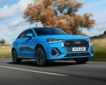 2020 Audi Q3 Sportback 45 TFSI quattro (UK-Spec) Front Three-Quarter Wallpapers 150x120 (3)
