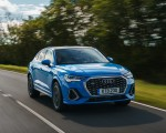 2020 Audi Q3 Sportback 45 TFSI quattro (UK-Spec) Front Three-Quarter Wallpapers 150x120 (4)