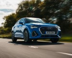 2020 Audi Q3 Sportback 45 TFSI quattro (UK-Spec) Front Three-Quarter Wallpapers 150x120 (5)