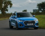 2020 Audi Q3 Sportback 45 TFSI quattro (UK-Spec) Front Three-Quarter Wallpapers 150x120 (37)