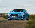 2020 Audi Q3 Sportback 45 TFSI quattro (UK-Spec) Front Three-Quarter Wallpapers 150x120 (25)