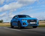 2020 Audi Q3 Sportback 45 TFSI quattro (UK-Spec) Front Three-Quarter Wallpapers 150x120 (6)