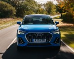 2020 Audi Q3 Sportback 45 TFSI quattro (UK-Spec) Front Wallpapers 150x120 (7)
