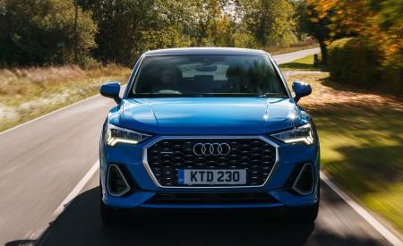2020 Audi Q3 Sportback 45 TFSI quattro (UK-Spec) Front Wallpapers 450x275 (7)