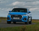 2020 Audi Q3 Sportback 45 TFSI quattro (UK-Spec) Front Wallpapers 150x120 (27)