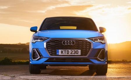 2020 Audi Q3 Sportback 45 TFSI quattro (UK-Spec) Front Wallpapers 450x275 (50)