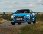 2020 Audi Q3 Sportback 45 TFSI quattro (UK-Spec) Front Wallpapers 150x120 (15)