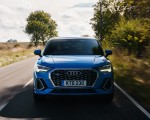 2020 Audi Q3 Sportback 45 TFSI quattro (UK-Spec) Front Wallpapers 150x120 (9)