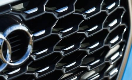 2020 Audi Q3 Sportback 45 TFSI quattro (UK-Spec) Grill Wallpapers 450x275 (66)